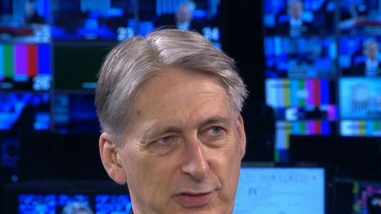 Philip Hammond says he still believes a deal can be reached despite the current impasse in parliament