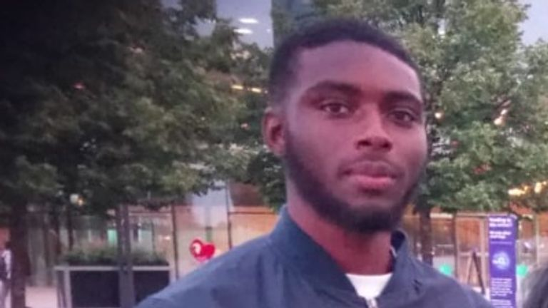 Che Morrison was stabbed to death outside Ilford train station in east London