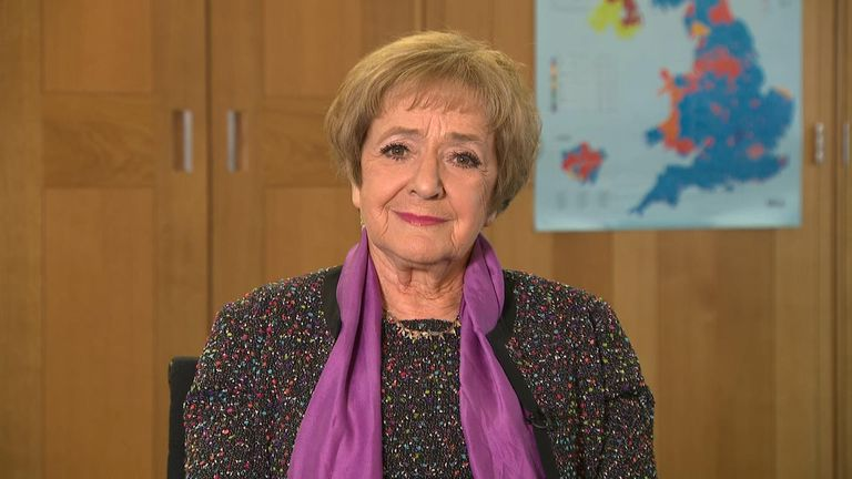 "Dame Margaret Hodge has complained about ""political interference"" from one of Jeremy Corbyn's staff in a disciplinary procedure."