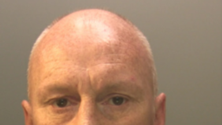 Darren Evesham, 47, was jailed for perverting the course of justice. Pic: Gwent Police