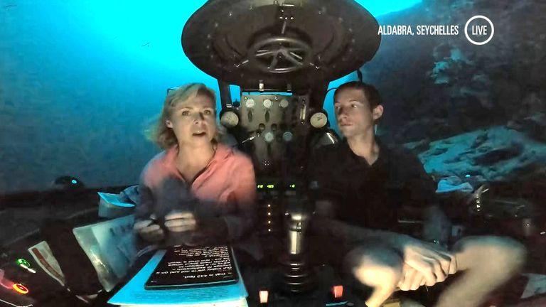 Deep Ocean Live