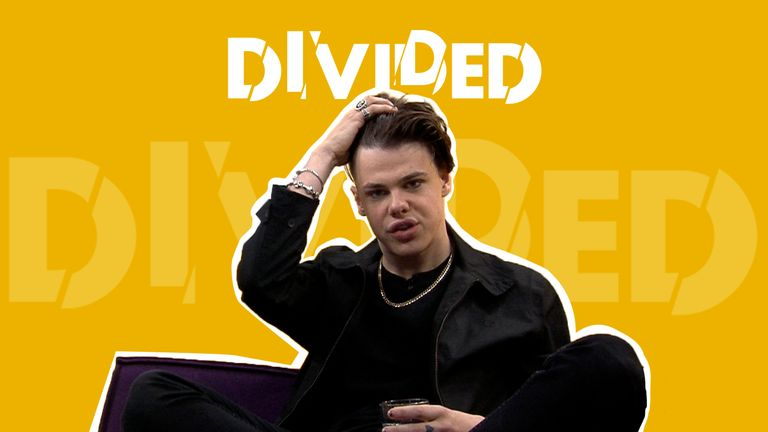 Musician Yungblud tackles the stigma around mental health and gender identity. On Brexit, he says old people robbed a generation.