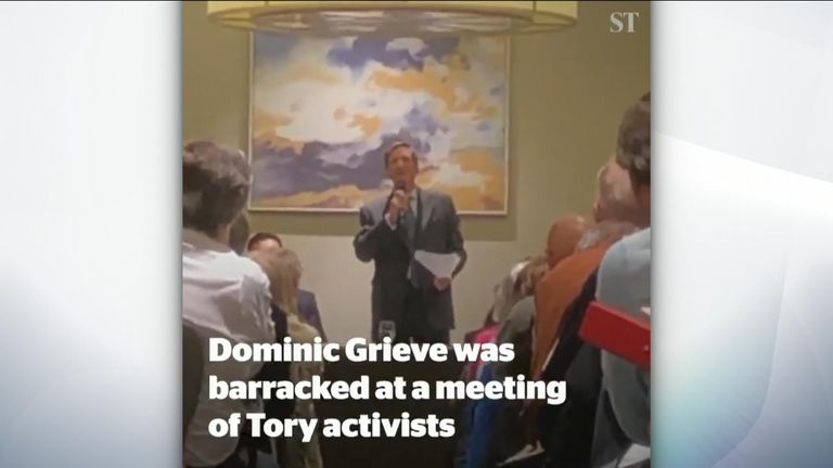 Remain supporter and former attorney-general Dominic Grieve's local Conservative party has passed a vote of no confidence in him.