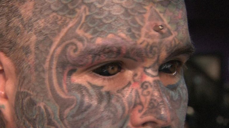 Brendan McCarthy, 50, was registered to carry out tattooing and piercing
