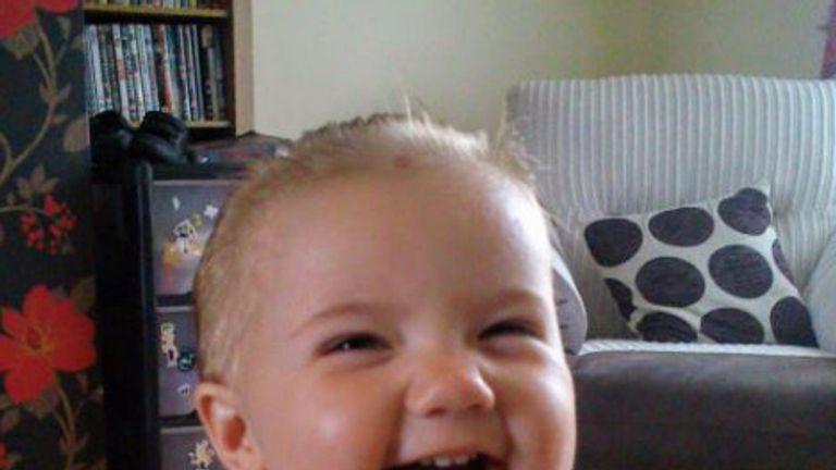 Ellie Louise Baldwin. Pic: GMP