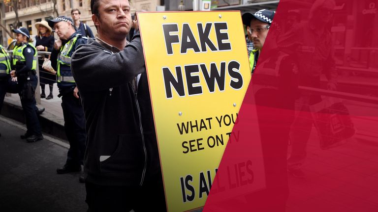 Fake news has become a throwaway term, but it can be harmful
