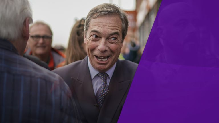 Nigel Farage suggested Russia collusion over the petition signatures