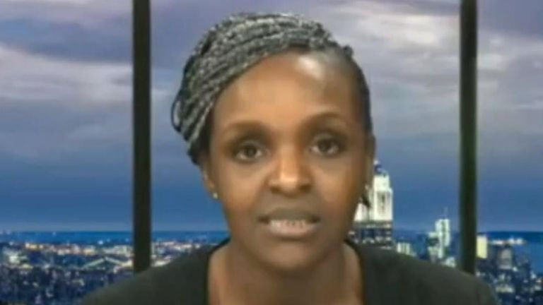 Fiona Onasanya MP maintains her innocence in a speeding offence case, for which she was convicted