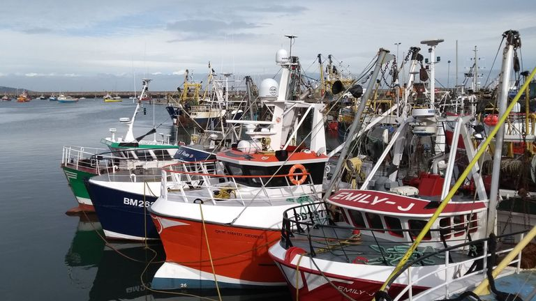 Fishing has been a contentious issue during brexit negotiations