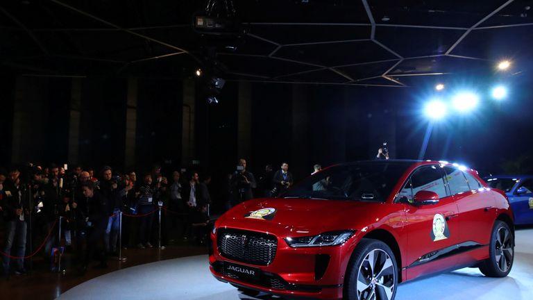 Jaguar Land Rover and BMW form electric partnership