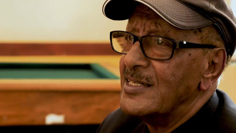 The pilot's father, Dr Getachew Tessema