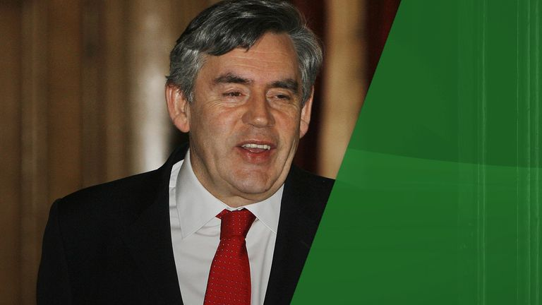 Gordon Brown set up the 'tripartite' system of financial regulation in 1997