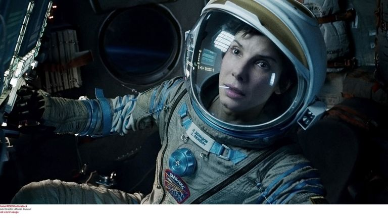 Gravity - 2013 Sandra Bullock  2013
