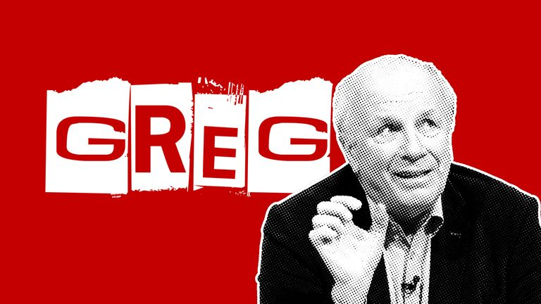 Greg Dyke The Pledge