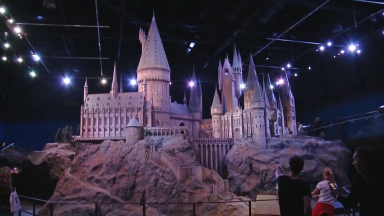 The Harry Potter tour is expanding