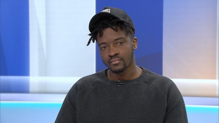 Rapper Guvna B says blaming music and banning artists from concert venues isn't the answer to tackling criminality in society.
