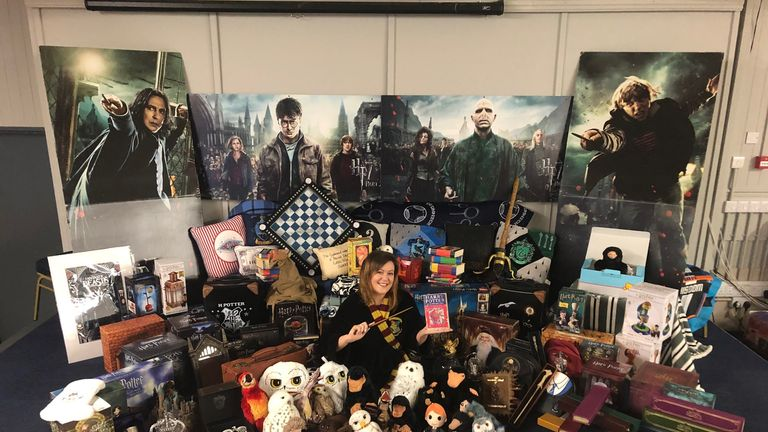 Image result for harry potter Victoria Maclean