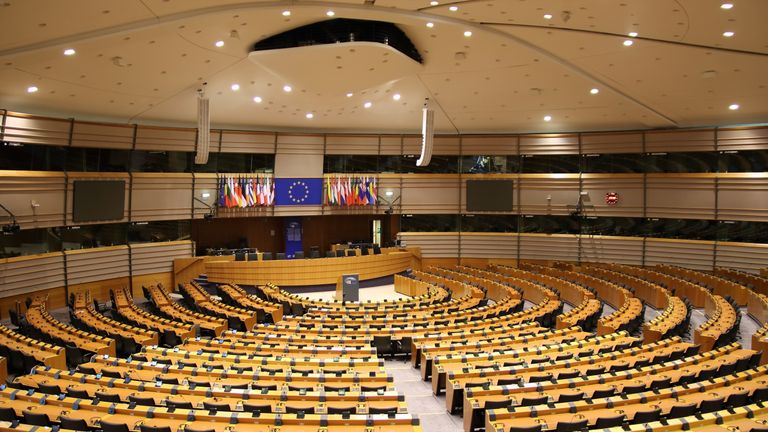 Elections for the EU will be held in May this year