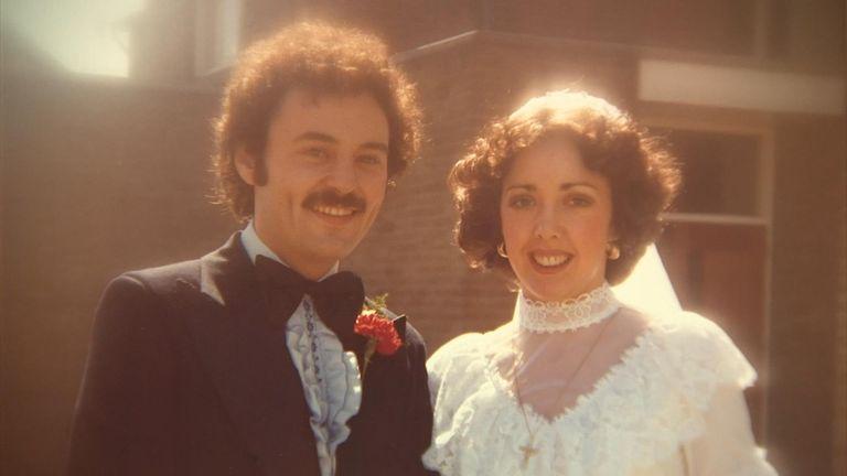 Brian and Margaret Matthews