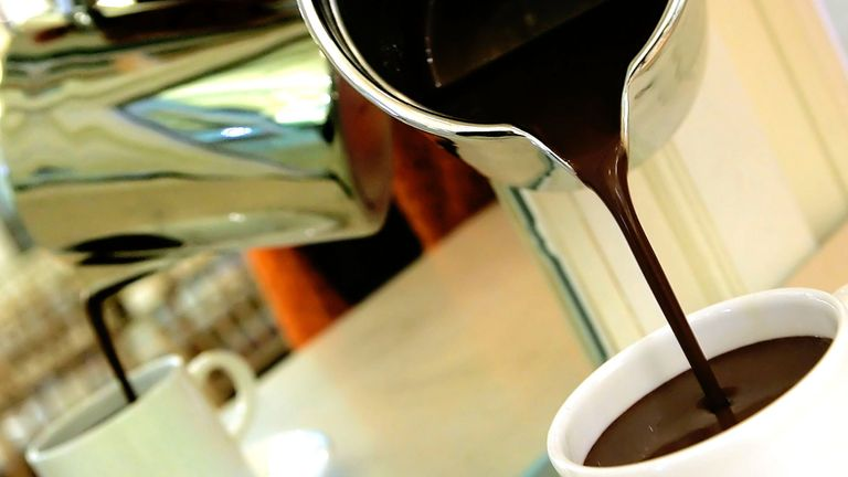A cup of hot chocolate a day can help reduce the symptoms of multiple sclerosis