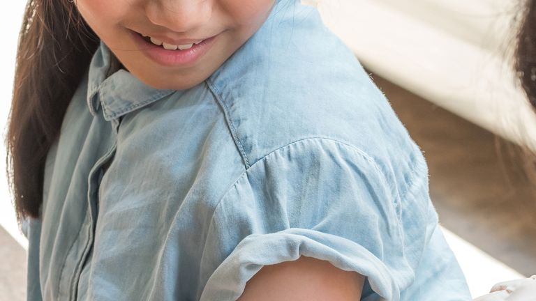 The HPV vaccine is now given to girls aged 12 to 13