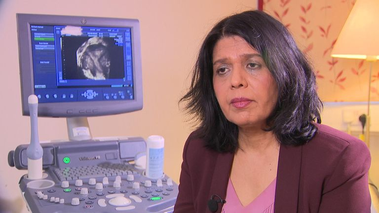 Professor Geeta Nargund, a fertility doctor, says there should be more data collection