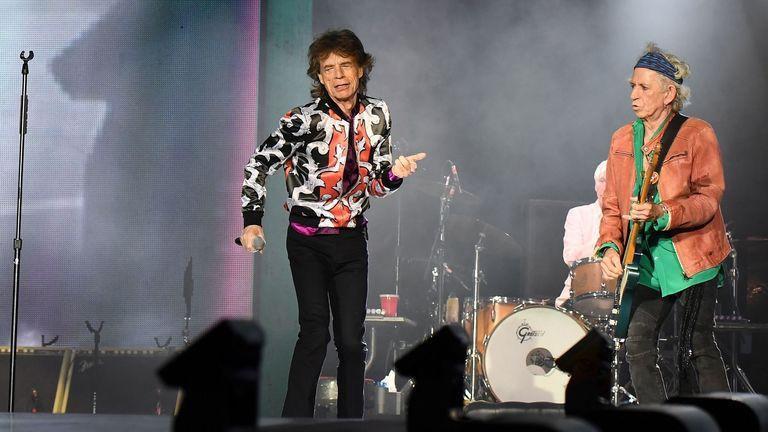 Coronavirus: Rolling Stones release lockdown-inspired new song ...