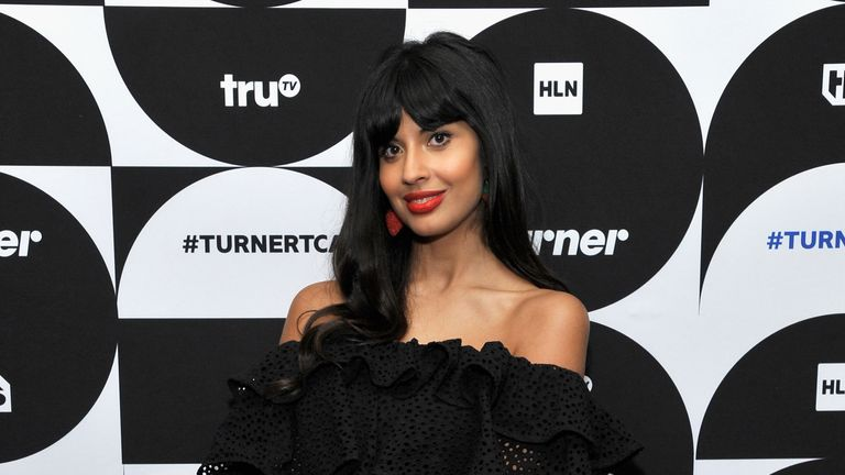 Jameela Jamil shared stories of being harassed