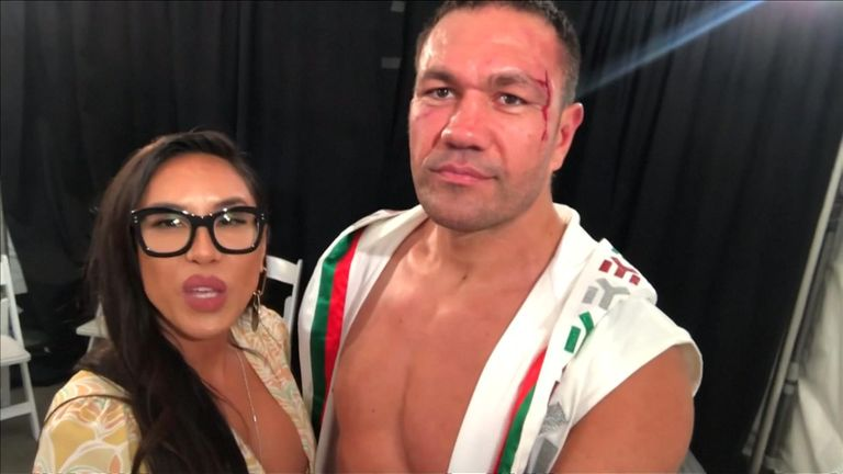 "Ravalo has hired an attorney to help ""impose consequences"" on Pulev"