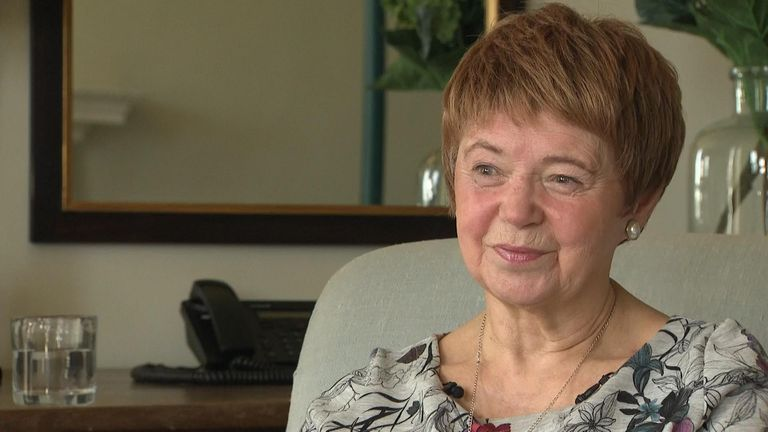 Joan Lawrence says she has a 'gut feeling' that the case of her daughter's disappearance will be resolved