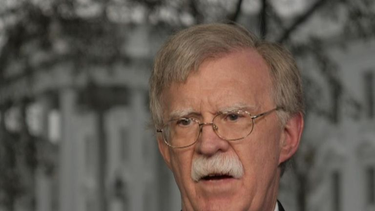 John Bolton talks about Brexit and UK leaving the EU