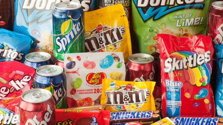Junk food ads on social media and TV could be banned before 9pm to fight obesity