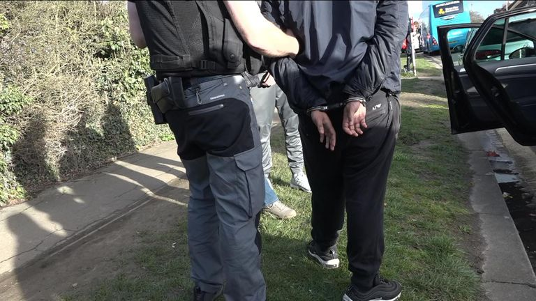 Tackling knife crime on the streets of Bedford