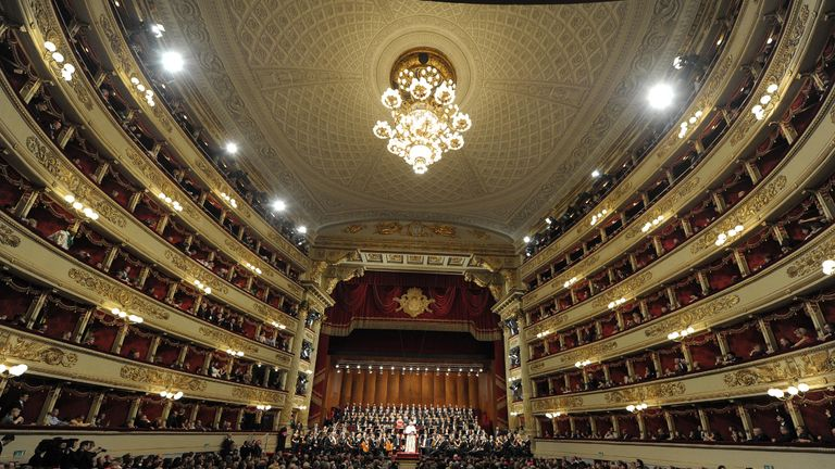 World famous opera house to return Saudi Arabia's investment