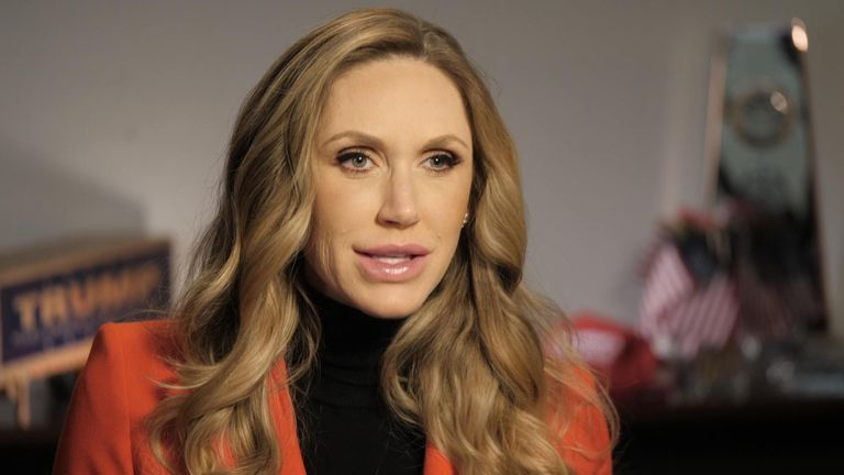 Lara Trump claims her father-in-law will win by a greater a margin in 2020 than in 2016