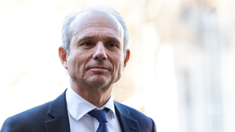 David Lidington is de facto deputy, and high in the running to be a care taker PM