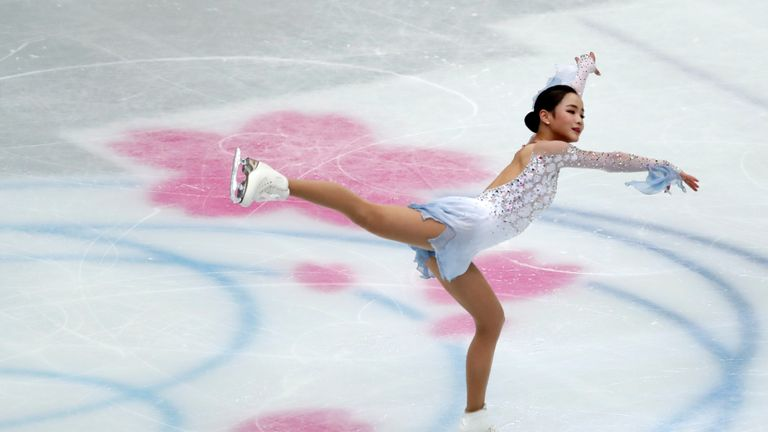 Lim Eun-soo apparently needed medical treatment for the cut