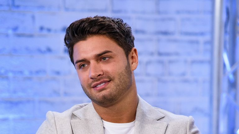 Mike Thalassitis was known for his appearance on Love Island in 2017