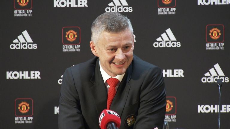Manchester United have appointed former player Ole Gunnar Solskjaer as permanent manager on a three-year contract.