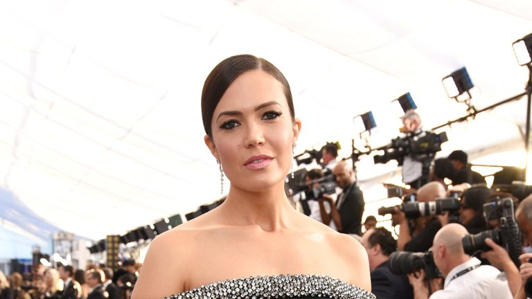 Mandy Moore made the allegations in the New York Times