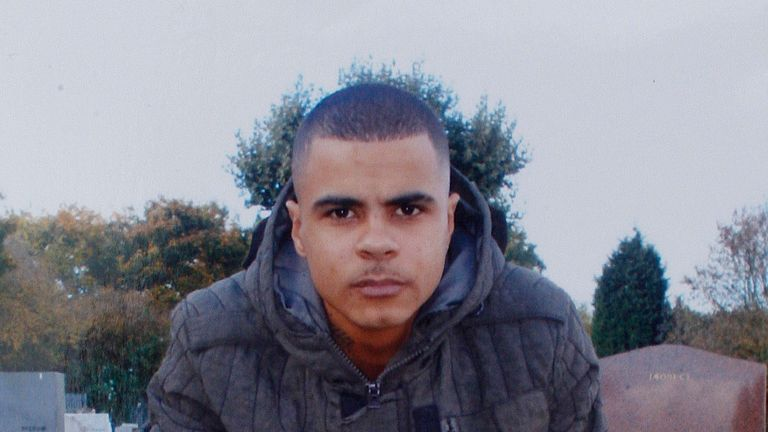 Mark Duggan was shot dead by armed officers in north London in 2011
