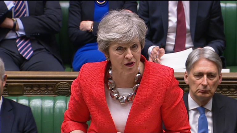 The prime minister is set for defeat as the DUP and a bloc of Tory MPs say they cannot back her withdrawal deal.