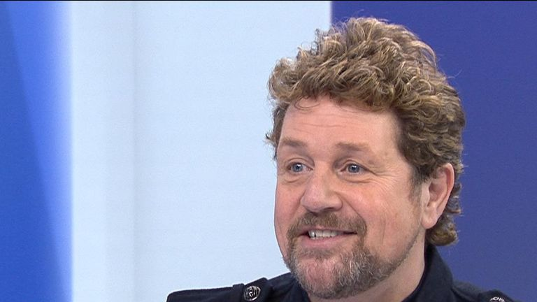 Michael Ball considers what he likes best about the creative process
