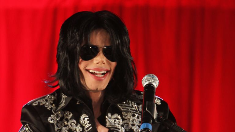 Jackson's songs have been pulled from some radio stations in Canada after the documentary aired