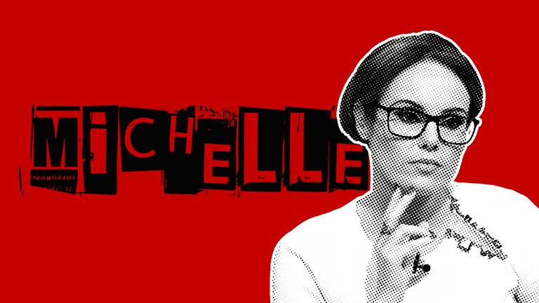Michelle Dewberry, The Pledge