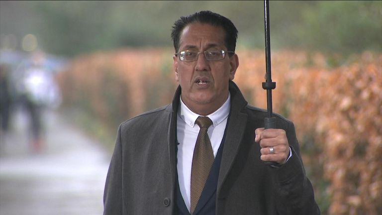 Nazir Afzal, former chief crown prosecutor for north west England, has personal experience of knife crime