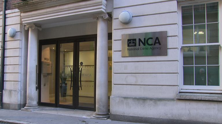 The NCA's involvement is described as significant