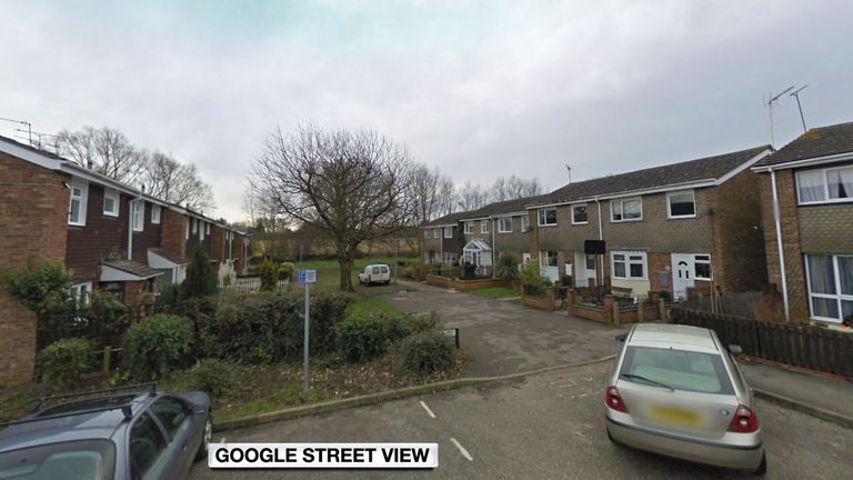 Ness Walk, near to where the attack happened. Pic: Google Street View