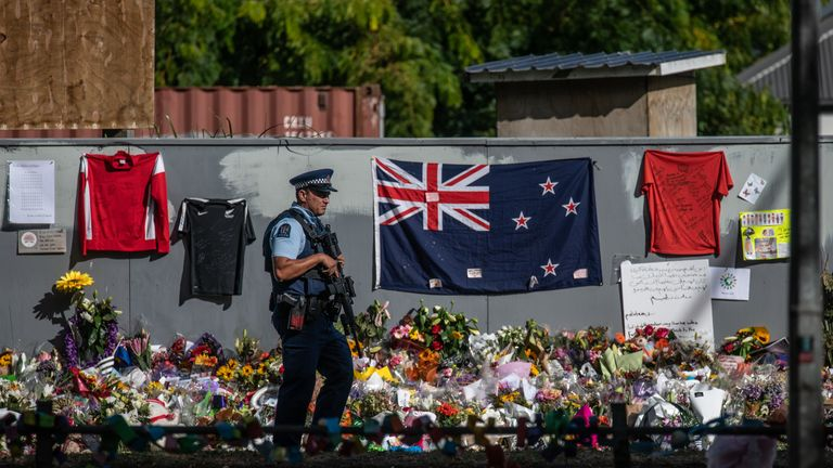New Zealand marks one week since Christchurch terror attacks