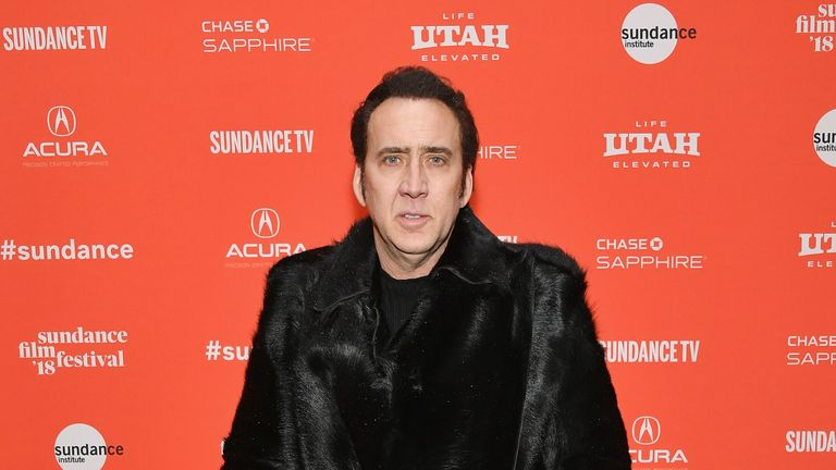 Nicolas Cage has filed for an annulment just four days after marriage